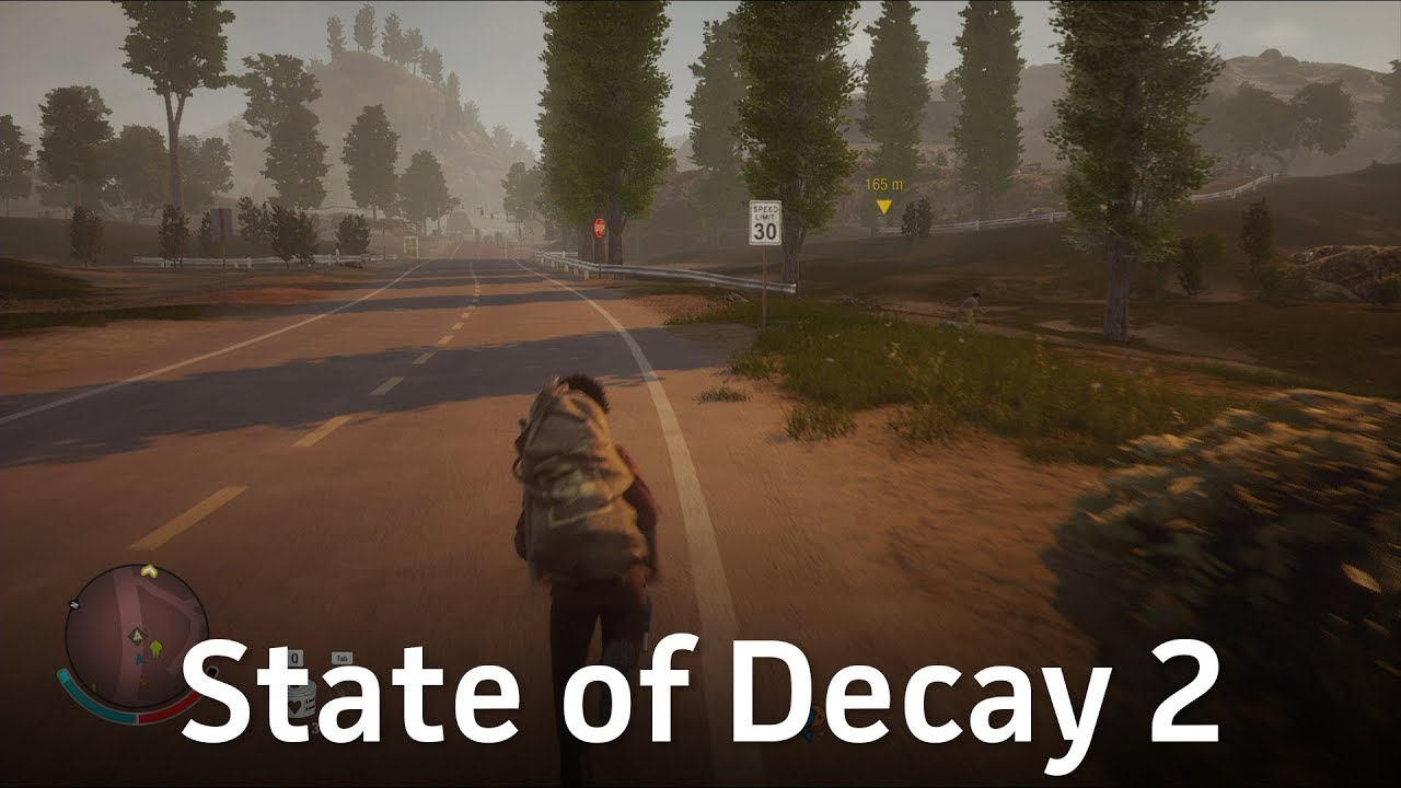 State Of Decay 2 multiplayer gameplay
