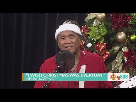 12 Days of Christmas Concert Series: Henry Kapono (2)