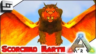 MODDED ARK: Scorched Earth - MANTICORE TAMING! E35 ( Ark Survi…