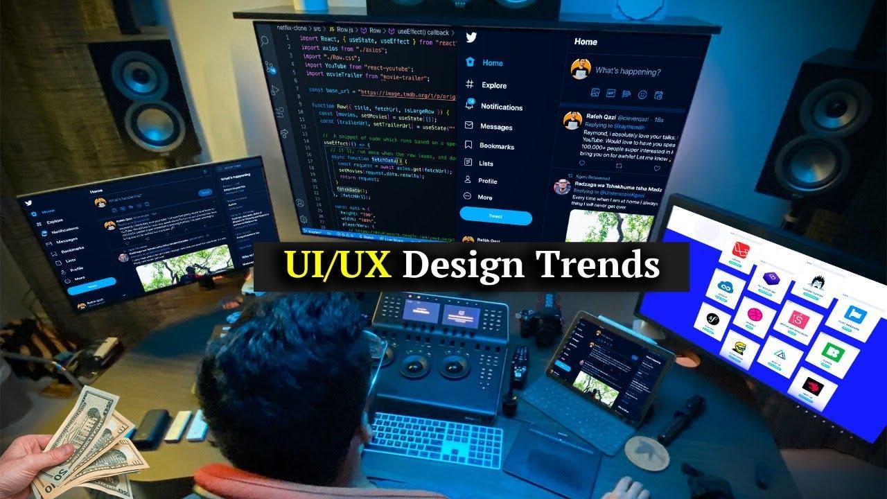 Top UI/UX Design Trends (2020)