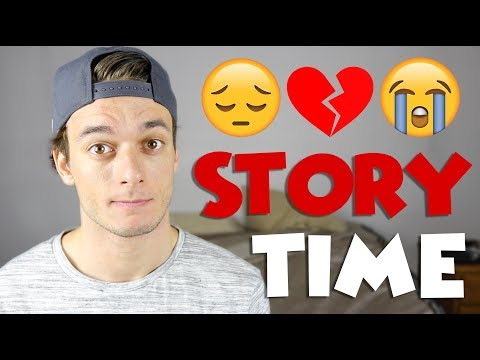 BEING A FOSTER KID | STORYTIME | Absolutely Blake