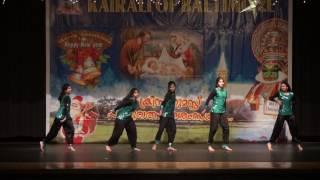 kairali of baltimore christmas new years 2017 sun sathiya dance