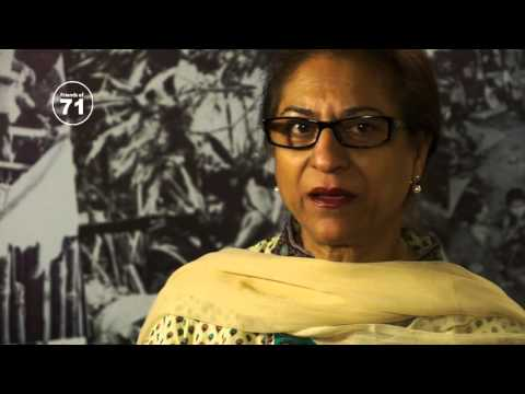 Malik Ghulam Jilani, Interviewee: Asma Jahangir (Daughter)