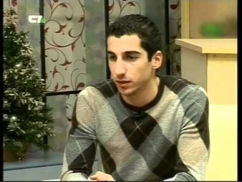 Barev Menq Enq 28 12 2011 Henrikh Mkhitaryan