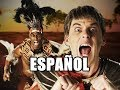 ERB Español - Shaka Zulu vs Julius Caesar [Season 4] (Subtitulos Español)