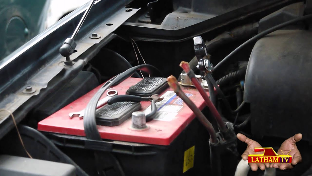 John Deere Fuse Box Vehicle Battery Cable Repair And Replace By 1latham Youtube