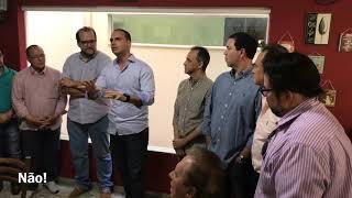 Eduardo Bolsonaro visita Sta. Casa de Votuporanga-SP (21/SET/2017)