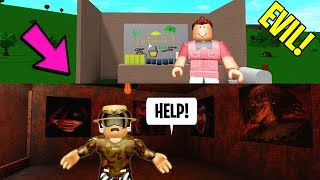 I Went To A Boys LEMONADE STAND.. IT Was A TRAP! (Roblox)