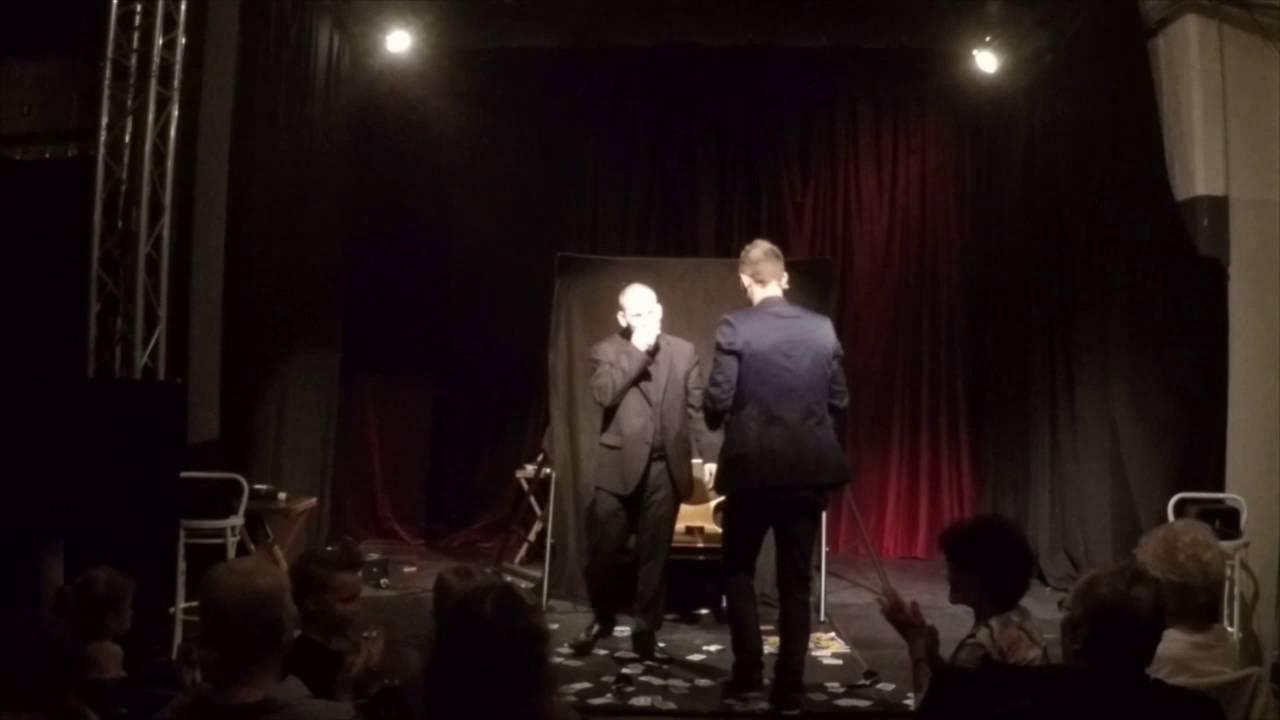 Die Unfassbaren Braunschweig mit Christo Showhypnose