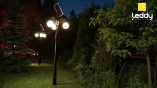 LAMPY SOLARNE  LEDDY