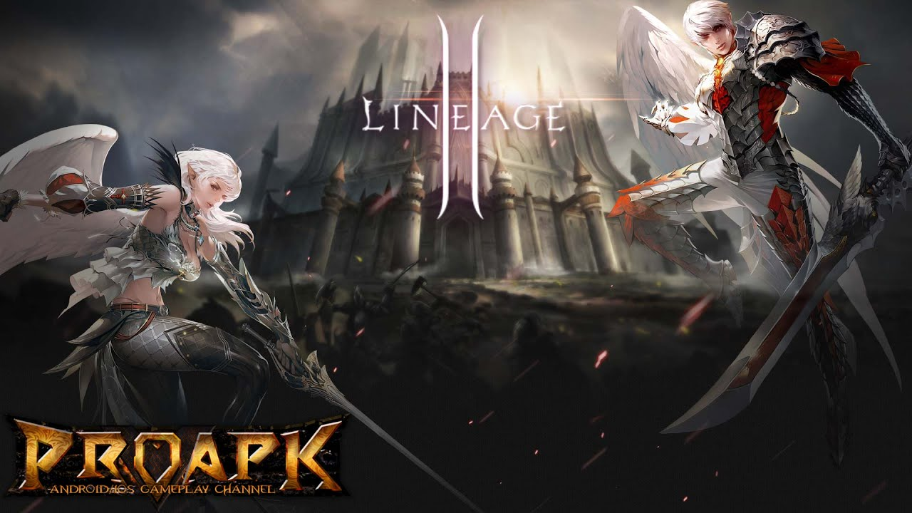 Lineage 2 Mobile Gameplay (CN) iOS / Android