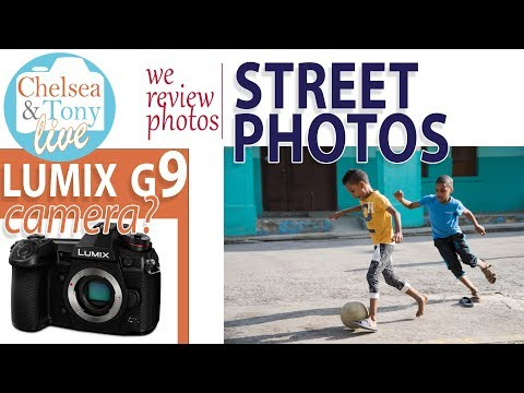 STREET Photography! Panasonic G9 news. Save your LR photos!  (TC LIVE)