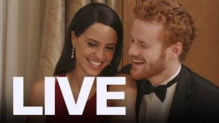 'Harry & Meghan: A Royal Romance' Stars Talk Pressure | ET Canada LIVE