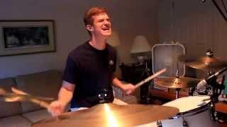 You Make Me Brave - Amanda Cook & Bethel Music (Drum Cover)