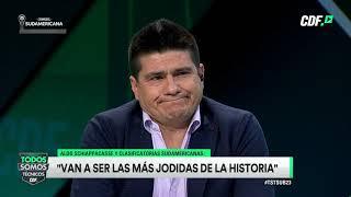 ¿Estas eliminatorias serán las más complicadas en Suramérica?