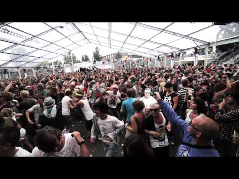 Tiga @ Melt Festival, 2010