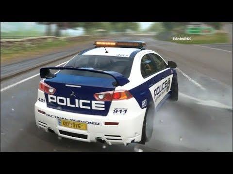 Forza Horizon 4 -Exploring NEW Update / Customization Mitsubishi Evo X! thumbnail