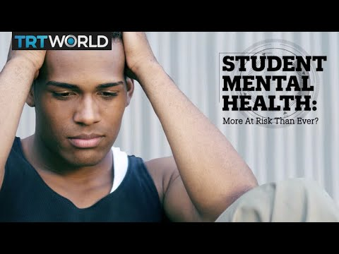 STUDENT MENTAL HEALTH: More At Risk Than Ever? thumbnail