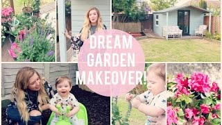 My Dream Garden Makeover! ad | Dollybowbow