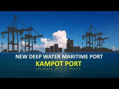CMS Logistics, New Kampot  Port Cambodia