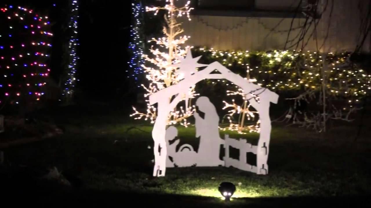 Christmas Tree Lane Ceres