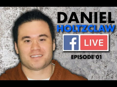 Daniel Holtzclaw goes Facebook Live (audio) from Prison (No.1)