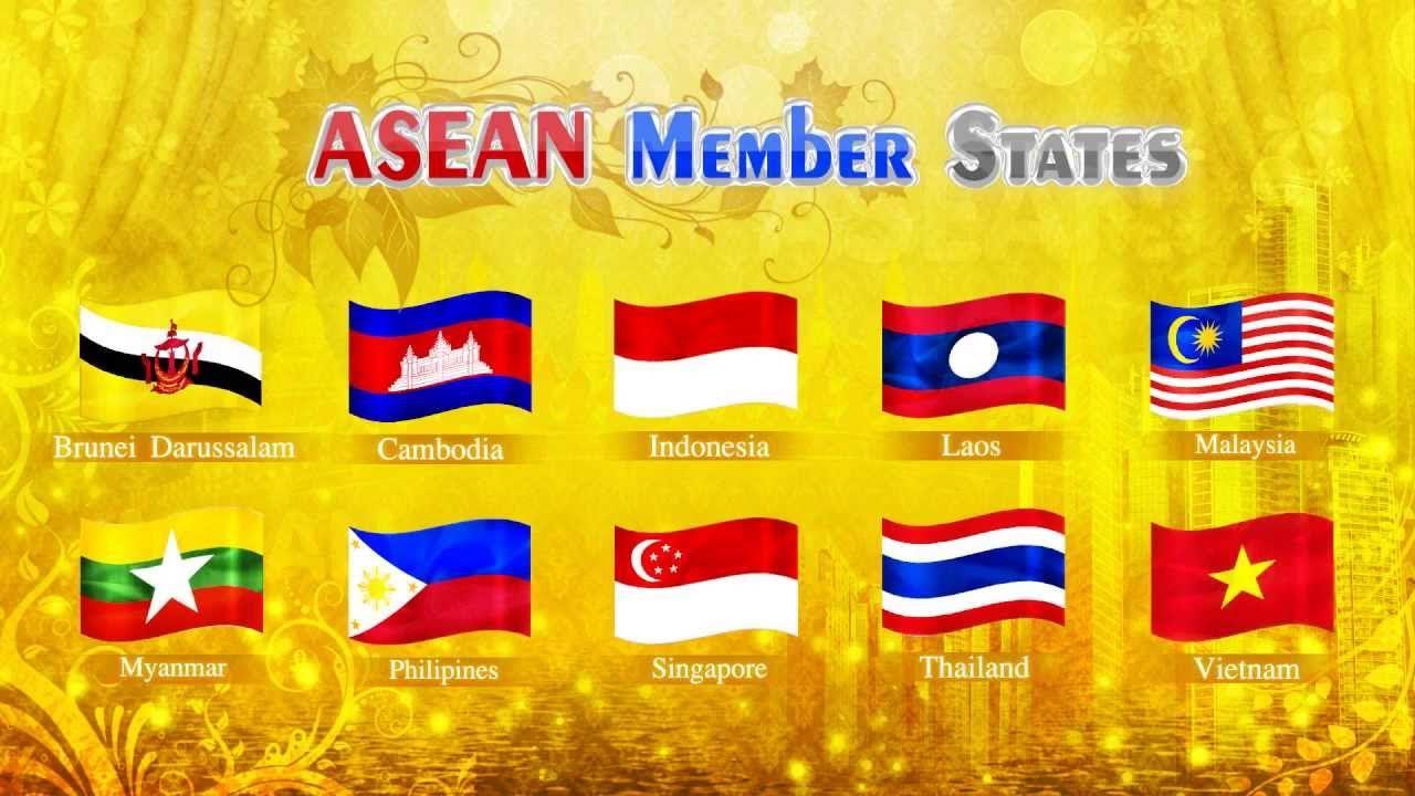 Asean National Song National Of Asean Antheme Thailand