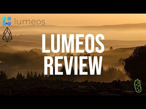 EOS Dapp Review: Lumeos - Answer surveys, earn crypto!