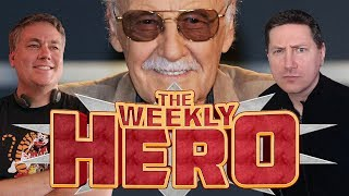 The Greatness Of Stan Lee - The Weekly Hero