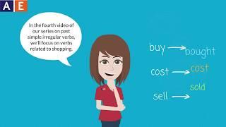 Irregular Verbs - Sell, Buy, Cost