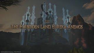 The Forbidden Land of Eureka : Anemos  || Un ritorno al passato dei MMORPG ||