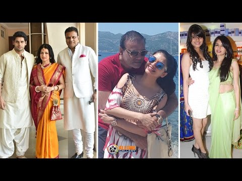Actress Bhagyashree Family Photos with Husband Himalaya Dasani, Daughter Avantika & Son Abhimanyu