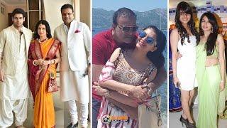 Actress Bhagyashree Family Photos with Husband Himalaya Dasani, Daughter Avantika & Son Abhimanyu