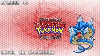 "Roblox Project Pokemon Nuzlocke Challenge - #44 ""Level 100 Gyarados!"" - Live Commentary"