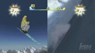 Go! Sports Ski PlayStation 3 Trailer - Hit The Slopes (HD)