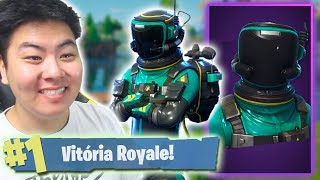 I BOUGHT THE NEW SKIN PATROLMAN TOXIC AND I KILLED GENERAL! -Fortnite Bataille Royale