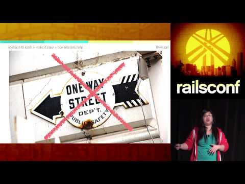 RailsConf 2014 - How to be a Better Junior Developer by Kath