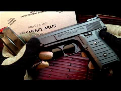Jimenez Arms   model J.A. nine