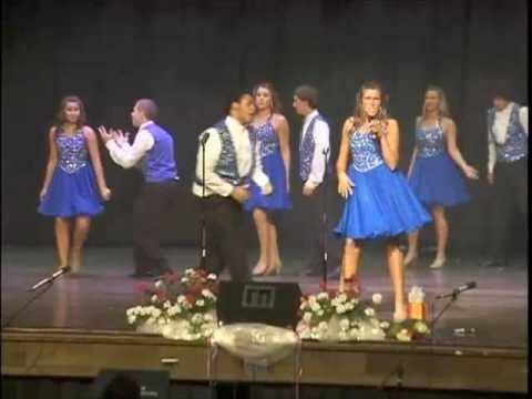 Wilson High School Scintillation Show Choir Spring Show 08 pt1