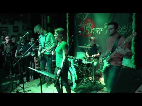 Géraldine - Jam session Avant Saint Patrick - O'barr'rock - 7/3/2018