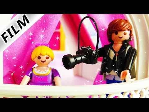 Playmobil Film deutsch | Großes Shooting im Prinzessinnen Schloss | Playmobils Next Topmodel KIDS