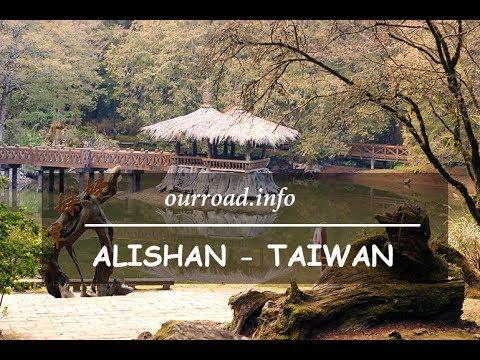 Alishan - A Lý Sơn vào mùa hoa đào chín rộ, đặc sắc nhất Đài