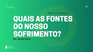Tempo de reflexão - 25/03/2020 - Jó 1-13:22