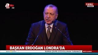 """Başkan Erdoğan: """"Ülkemize Kurulan Tuzakların Hepsi Çöküyor"""" / A Haber"""