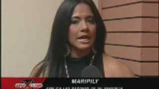 SuperXclusivo 12/22/08 -  Resumen expresiones de Maripily sobre su renuncia