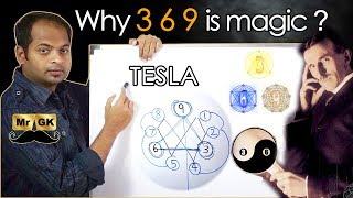 Secret Behind Numbers 3, 6, 9 Tesla Code | Nikola Tesla in Tamil | Mr.GK