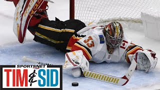 Sid and Faizal look at the Calgary Flames, who their own captain ad...