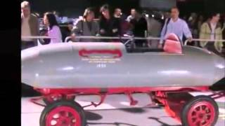 Торпеда на колесах   La Jamais Contente 1899 год ИТАЛИЯ(Автотовары Aliexpress скидки 50% http://skidka2014.3dn.ru/ авто, автосалон,автомобили,тест-драйв,обзор,тюнинг., 2013-08-30T03:55:01.000Z)