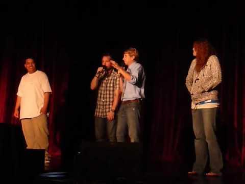 kirby Hayborne and Corbin allred concert