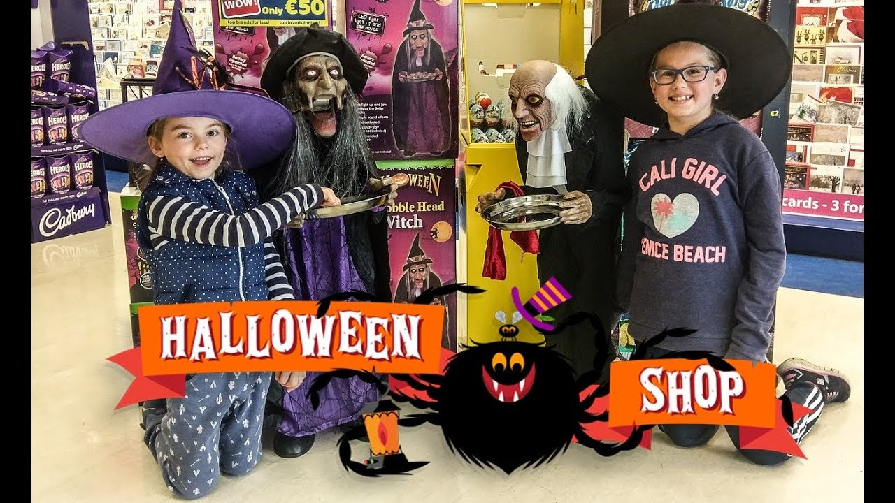 New Scary Halloween Shopping Halloween Costume Shopping